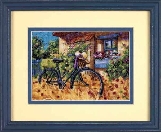 65077-DMS Велосипедное утро