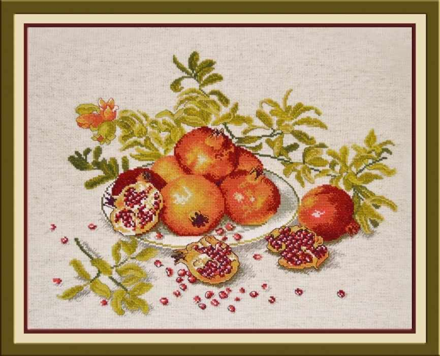 661 Драгоценные зерна (Овен)