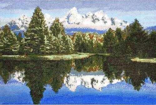 """693 """"Горное озеро"""""""