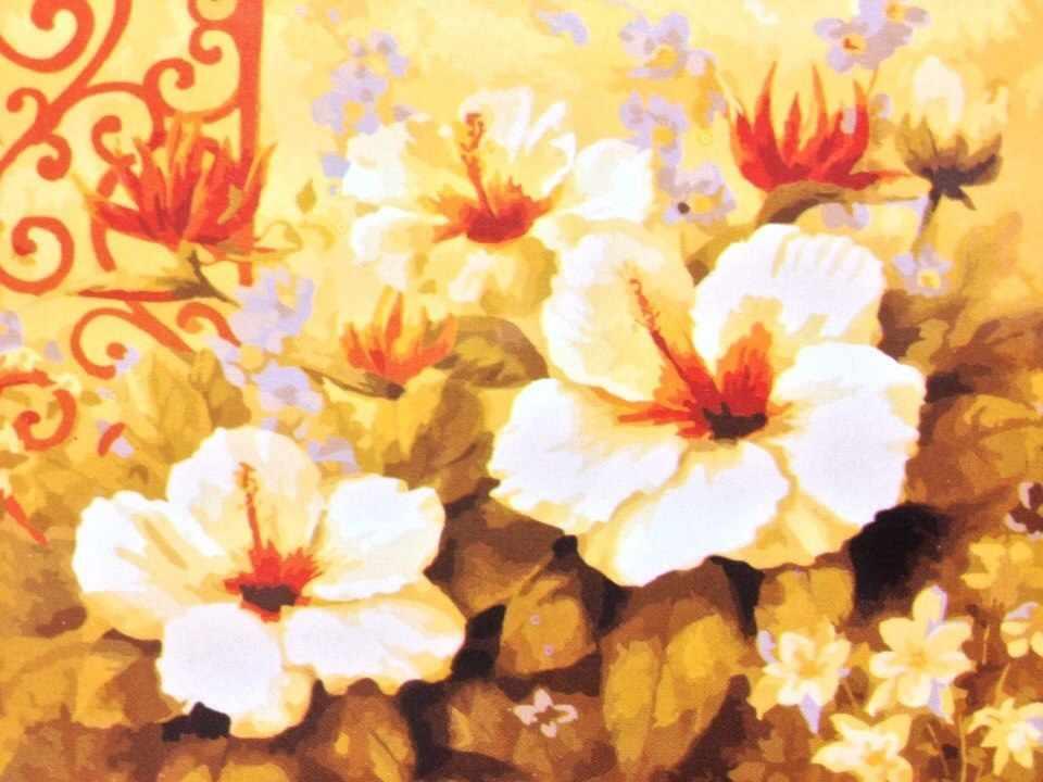 71002,41 Цветы - мозаика Anya