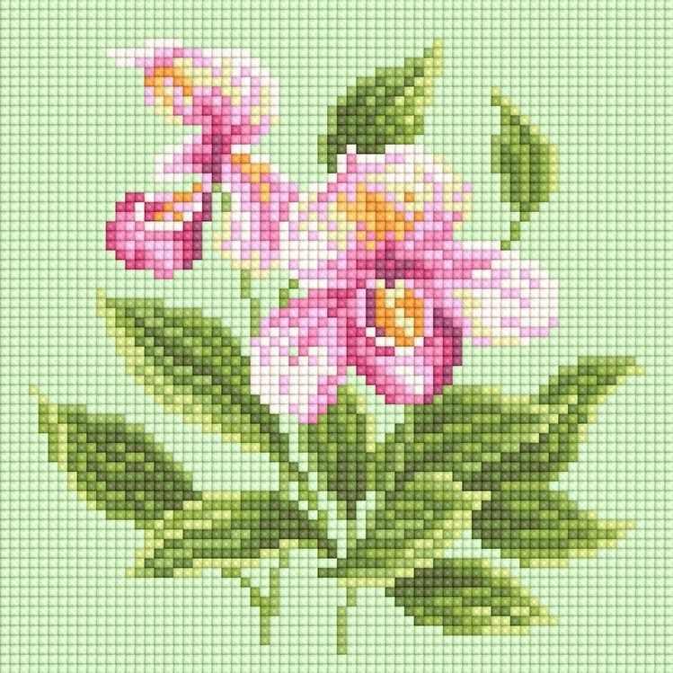 71085,03 Ирисы - мозаика Anya