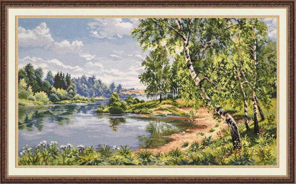 720 Березы у реки (Овен)