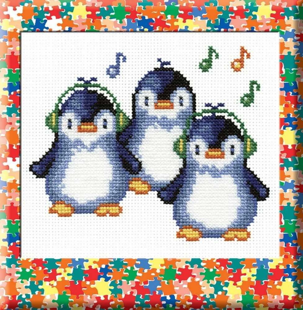 """720 """"Пингвины"""""""