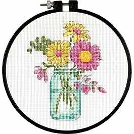74550-DMS Летние цветы