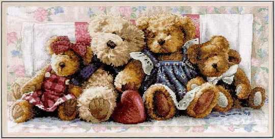 7469 мозаика (Honey home)