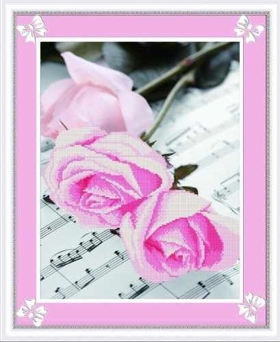 80083 Розы и музыка (Honey home)