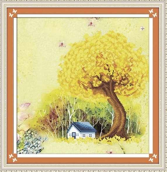 80089 мозаика (Honey home)
