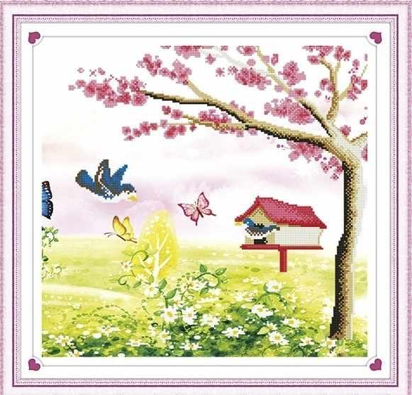 80107 мозаика (Honey home)