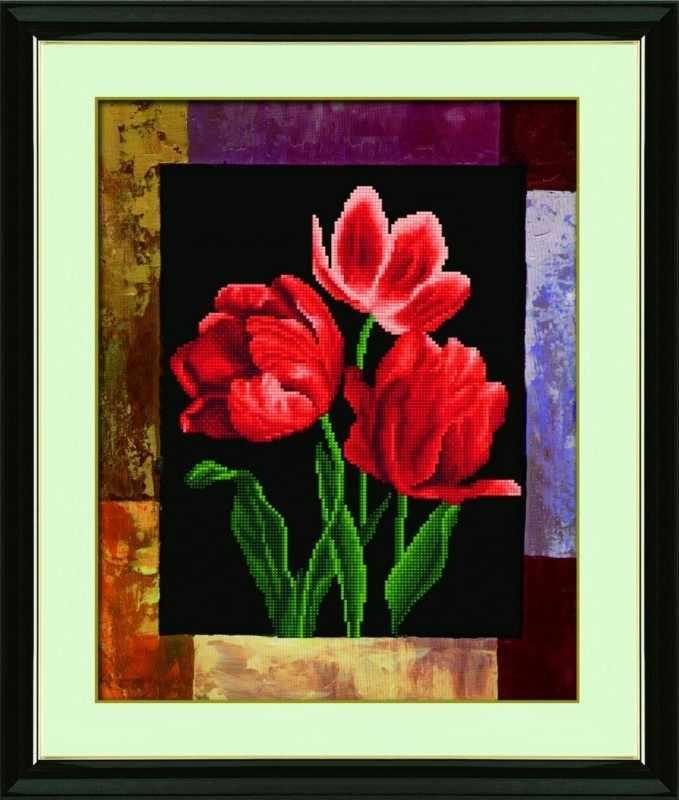 80162 Аромат тюльпанов (Honey home)