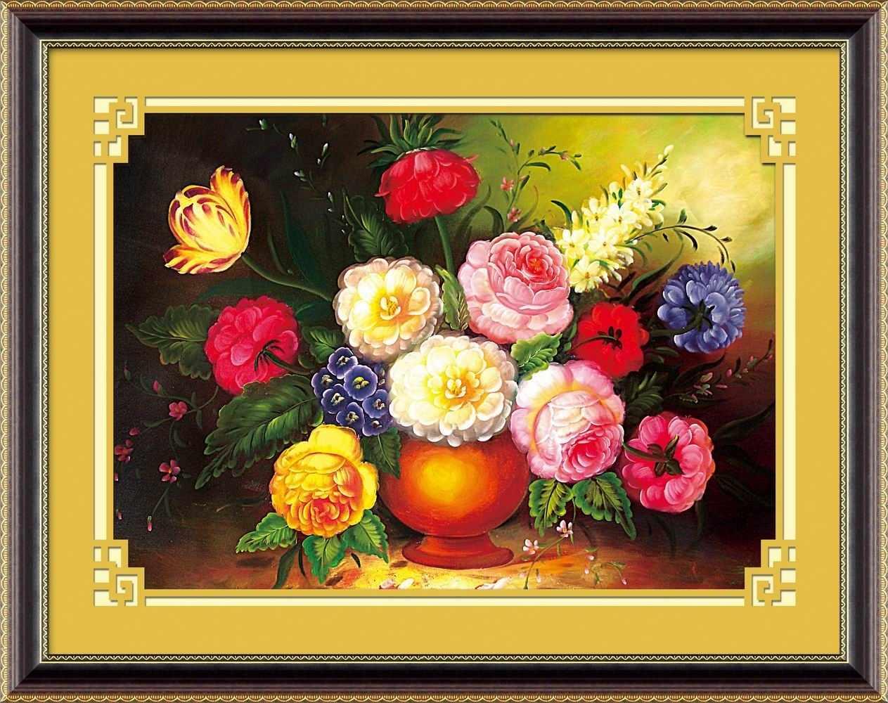 80338 Красочный букет (Honey home)