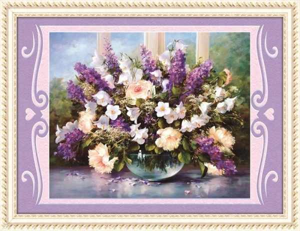 80363 Летние цветы