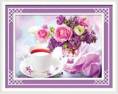 80447 Утренний чай (Honey home)