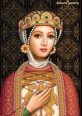 8111-62 Средневековая Принцесса - Десислава