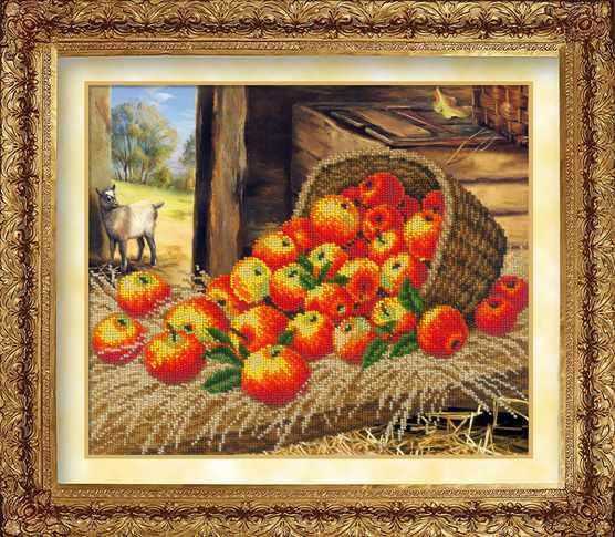 814 - Яблочный спас (РИ)