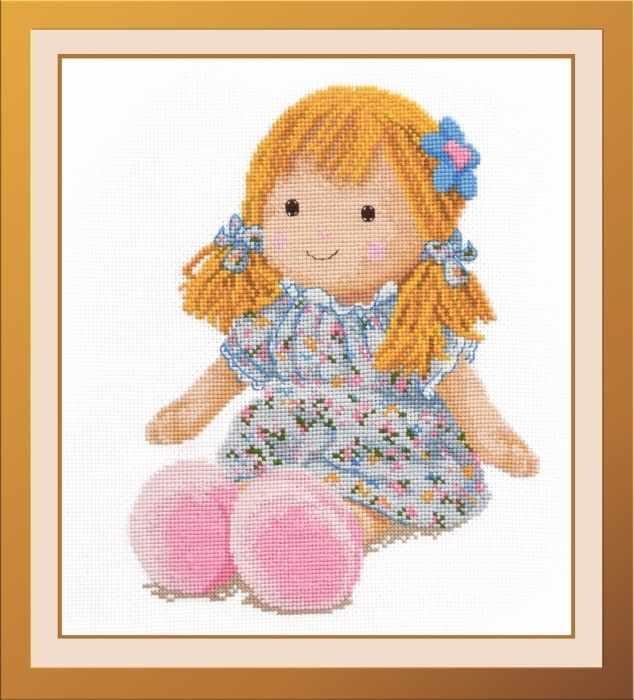 817 Кукла Маша (Овен)