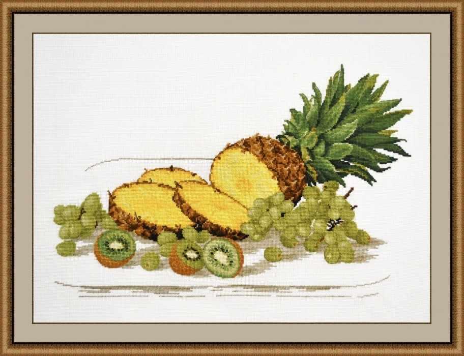 830 Вкус тропиков (Овен)