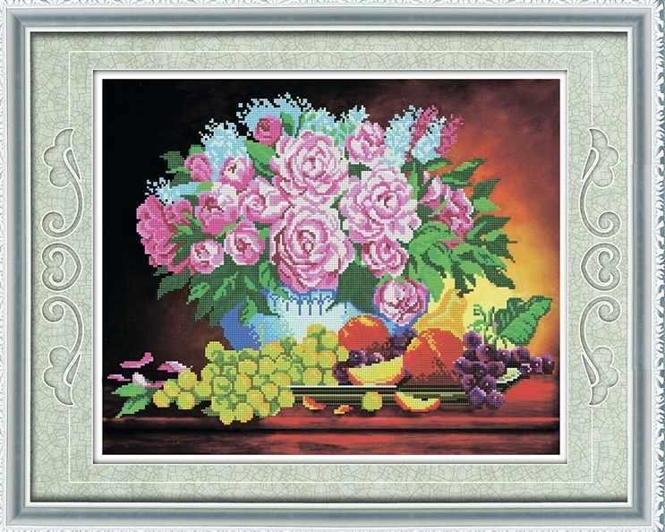 8331 Натюрморт - мозаика Anya