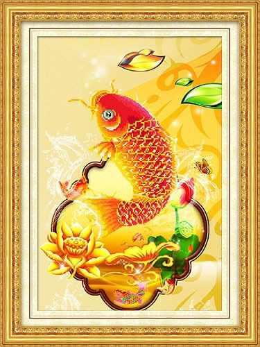 90272 Золотая рыбка