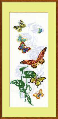 903 «Экзотические бабочки»