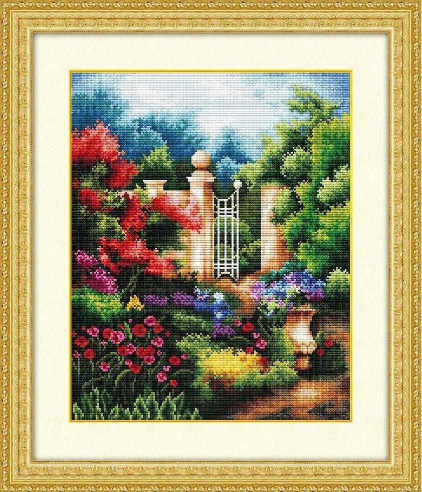 """90603 """"The Secret garden"""" (DOME)"""