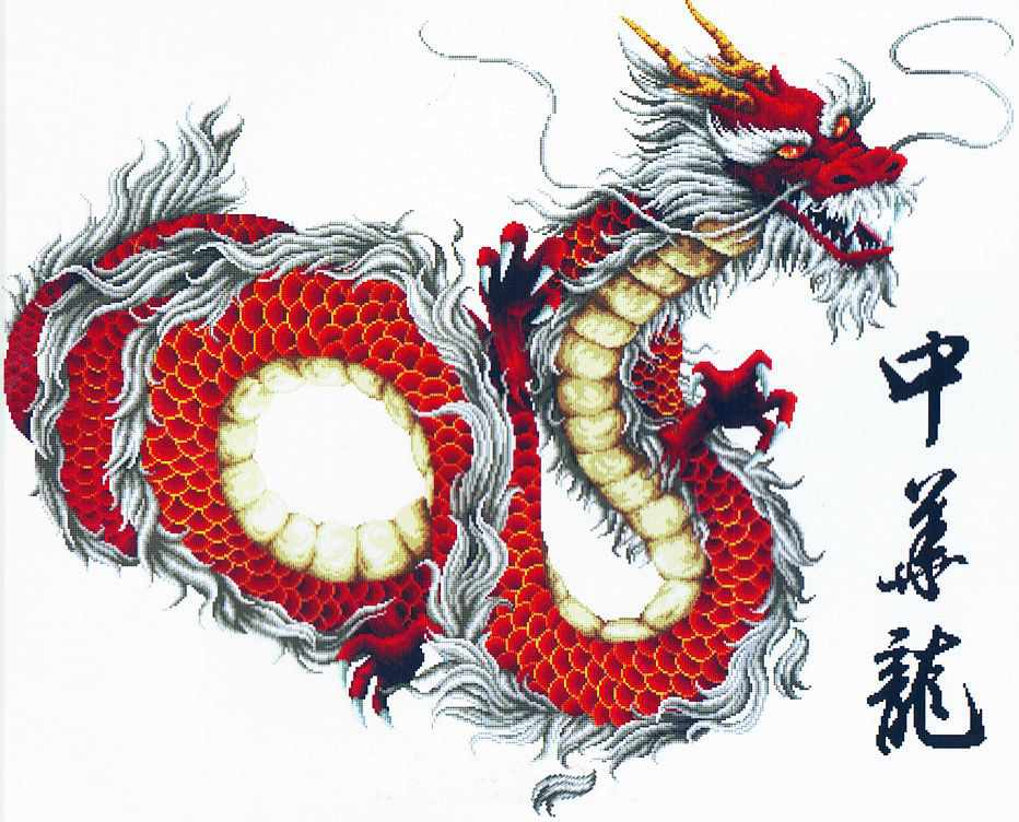 "90604 ""Китайский дракон"" (DOME)"