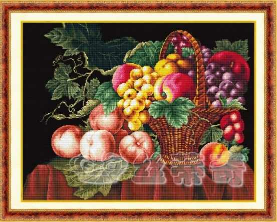 "90909 ""Classic fruit basket"" (DOME)"