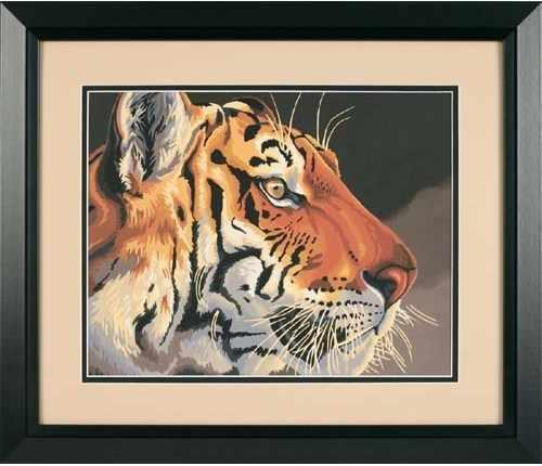 "91323 DMS ""Тигр"" - раскраска"