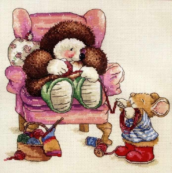 CTM0014 Knitting