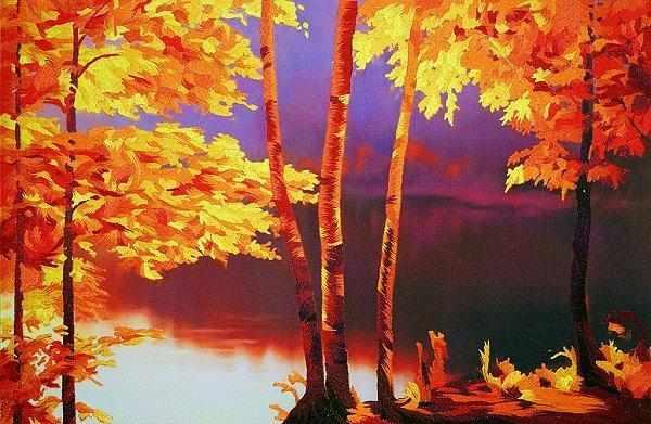 N0028 Осенний вальс (РисИгл)