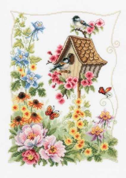 PN-0145026 Птичий домик