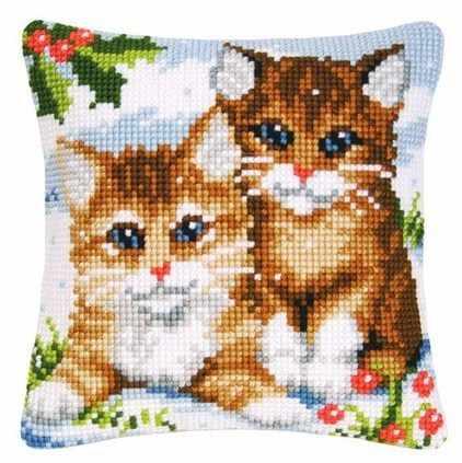 PN-0145585 Зимние котята