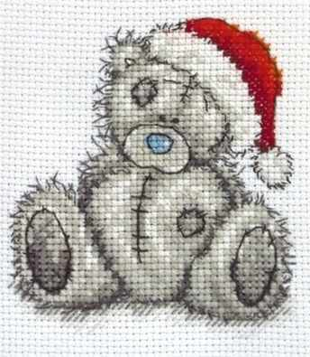TT17 Christmas Tatty Ted