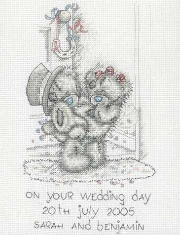 TT200 Wedding sampler