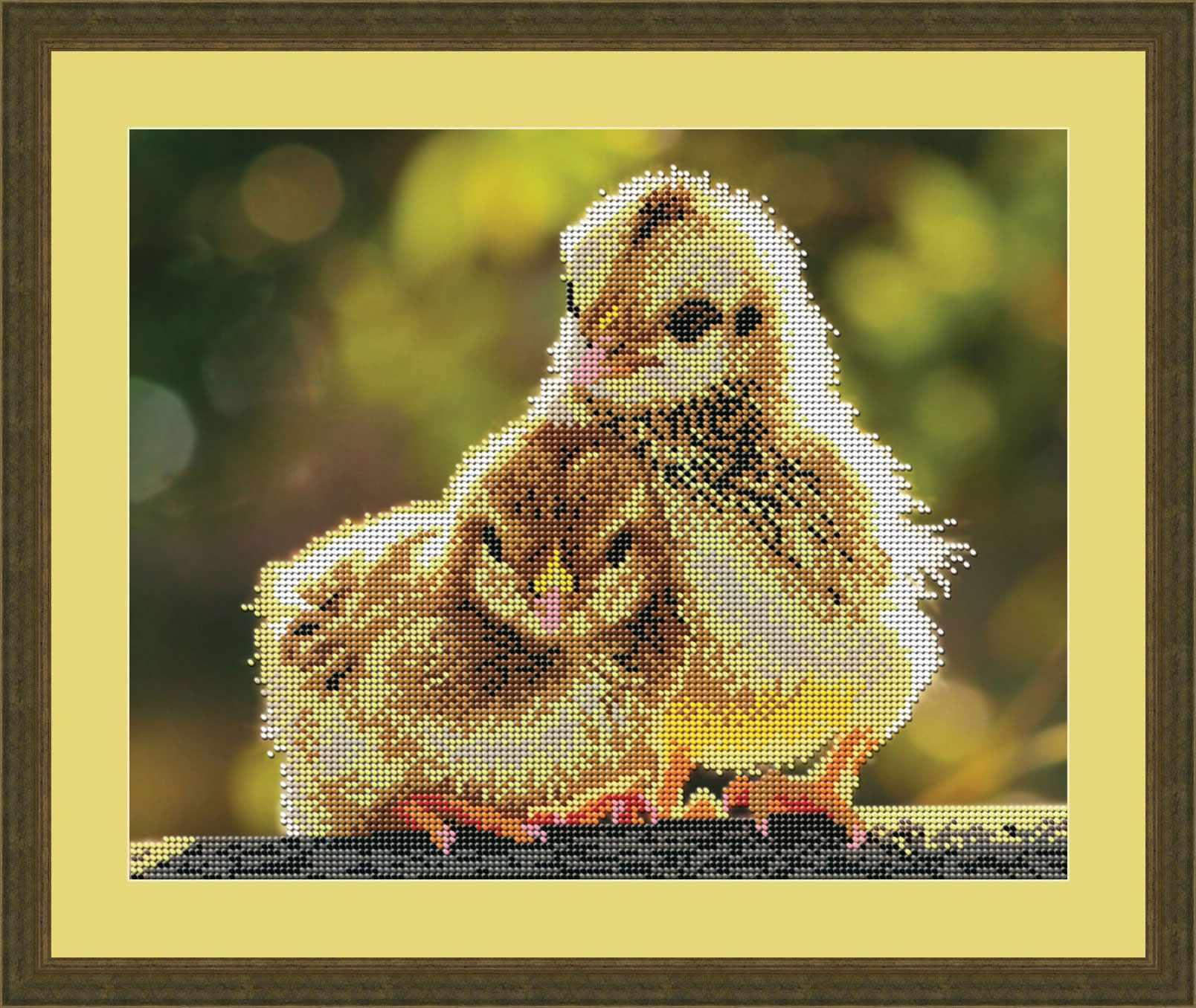 А 406 Цыплята- набор (Galla Collection)