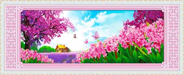 A9025 мозаика (Honey home)