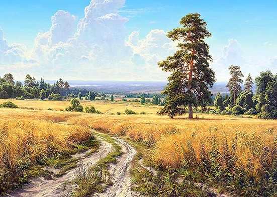 Ag1005 - Дорога Русь - мозаика