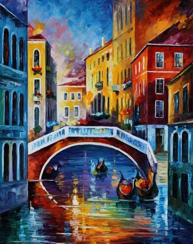 Ag641 - Венецианские краски - мозаика