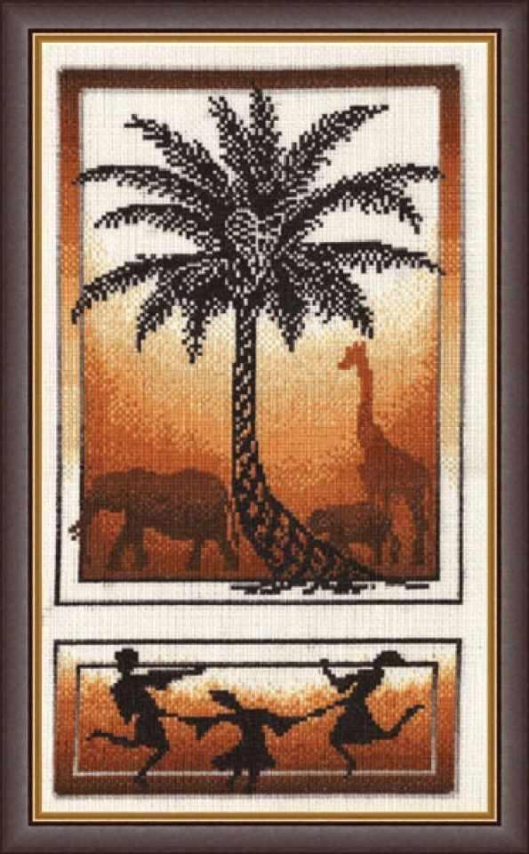 АИ-003 Танец мироздания. Африканские истории