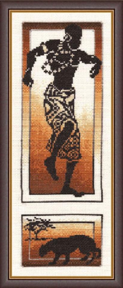 АИ-004 Танец силы. Африканские истории