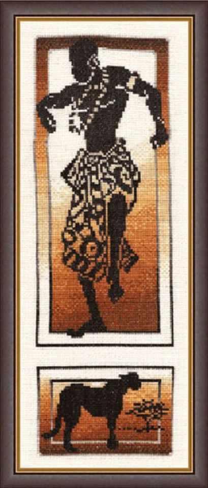АИ-005 Танец победы. Африканские истории