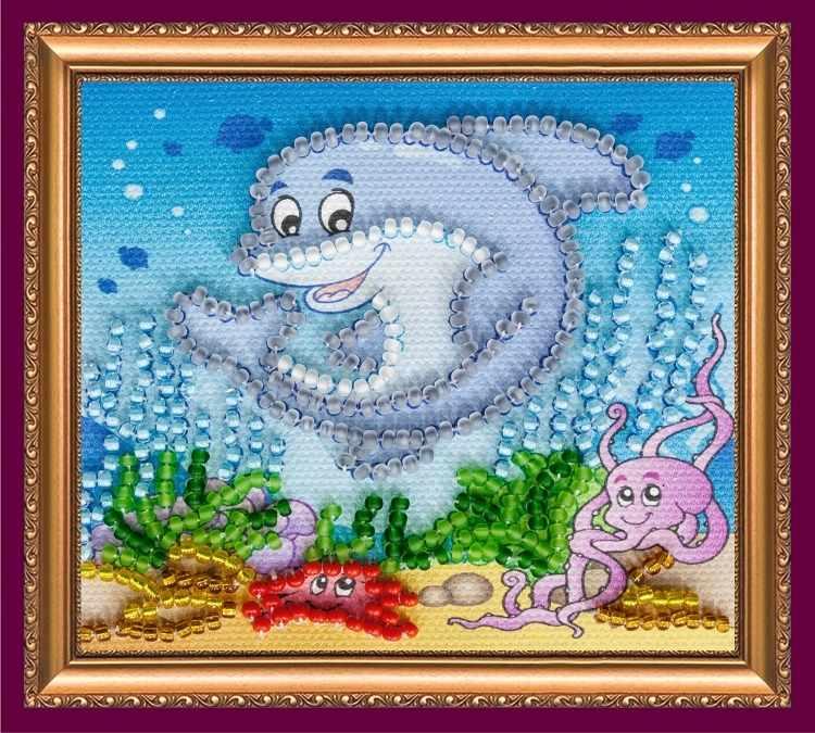 """АМА-002 """"Подводное царство"""" набор-магнит"""