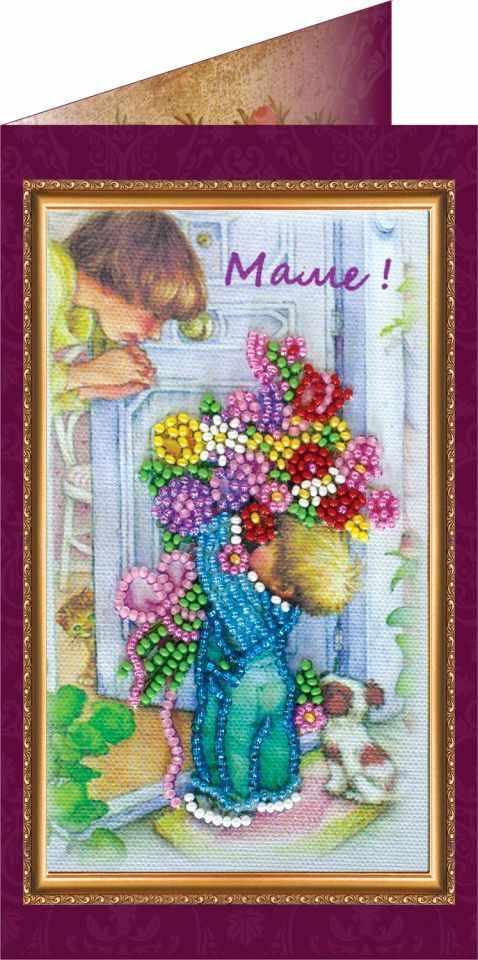 """АО-080 """"Маме-1"""" набор-открытка"""