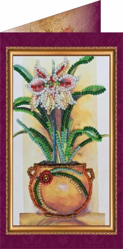 """АО-088 Набор-открытка """"Цветы в подарок-1"""""""