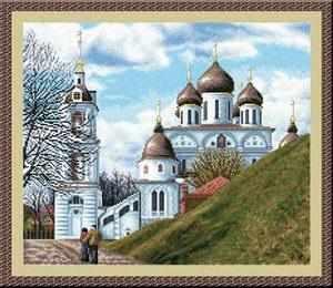 """АС-0334 """"Успенский кафедральный собор"""""""