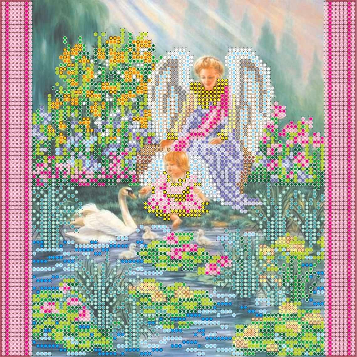 "АС-047 Схема ""Райский сад"""