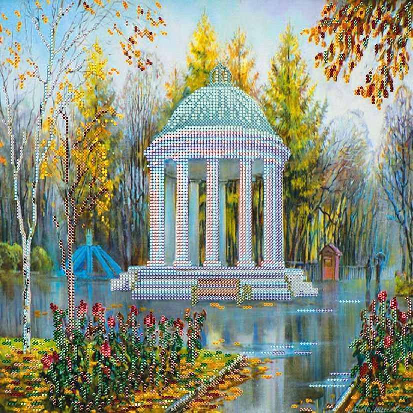 """АС-196 Схема """"Осенний парк"""""""