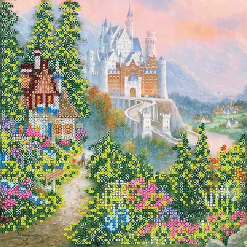 """АС-409 Схема """"Волшебный замок"""""""