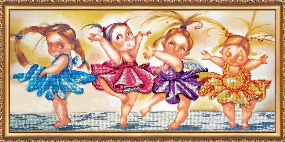 "АВ-377 ""Танец масеньких лебедей"""