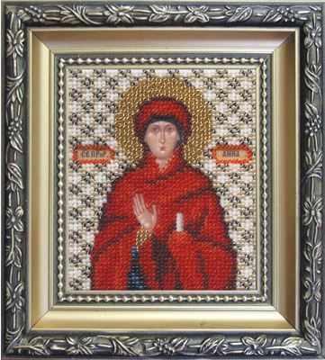 """Б-1056 """"Икона пророчицы Анны"""" - чм"""