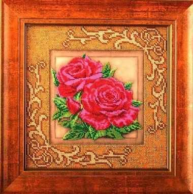 B-411 Роскошные розы